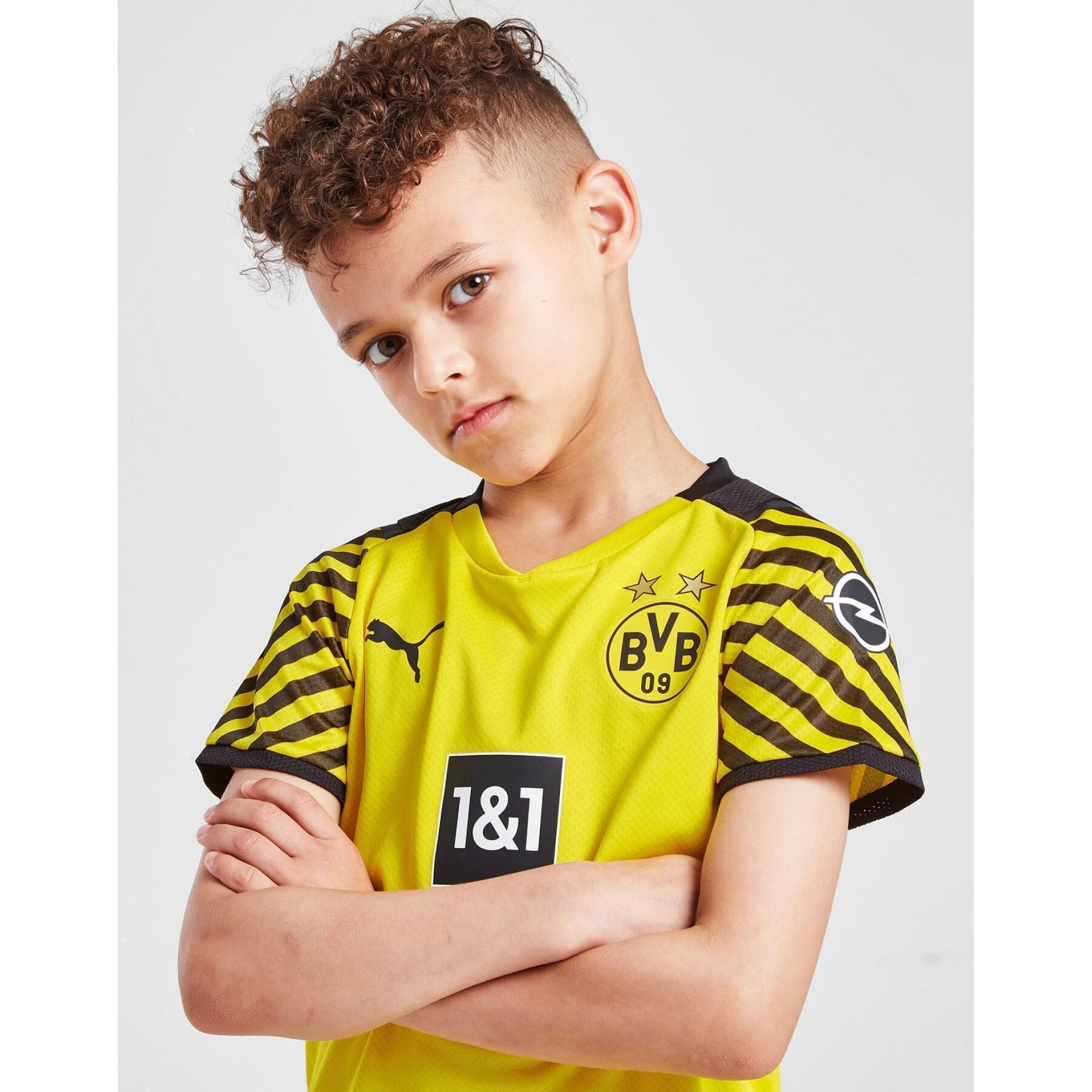 Maglia home del Borussia Dortmund per bambini 21/22