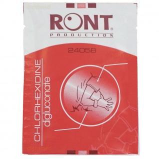 Lotto di 10 asciugamani alla clorexidina Sporti France