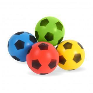 Set di 4 palloncini colori assortiti 17,5 cm Sporti France