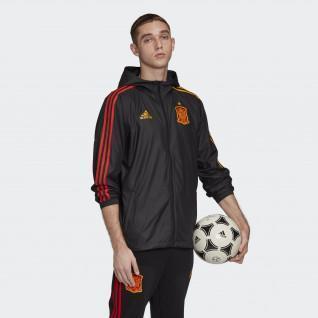 La giacca a vento Espagne Euro 2020