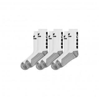 Set di 3 paia di calze Erima Classic 5-C