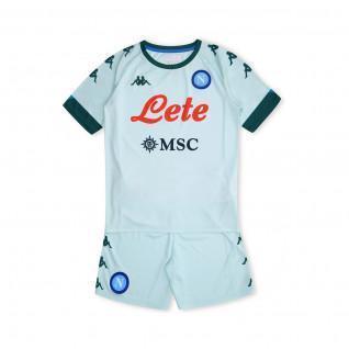 SSC Napoli 2020/21 Set esterno per bambini