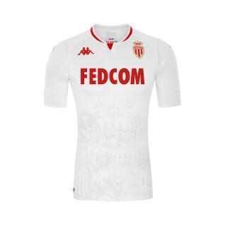 Autentica AS Monaco 2020/21 terza maglia autentica