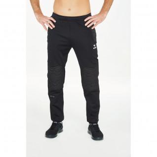 Pantaloni da portiere junior in kevlar Erima con polsini laterali
