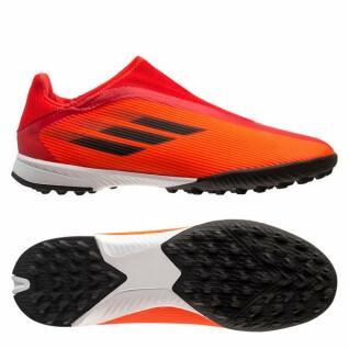 Scarpe adidas X Speedflow.3 Laceless TF
