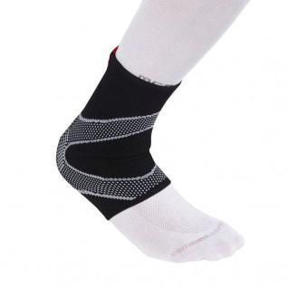 Tutore cavigliera elastica a 4 vie McDavid con contrafforti in gel
