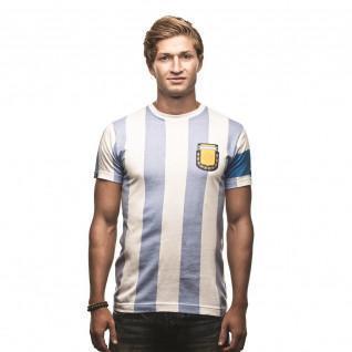 Maglietta del capitano dell'Argentina