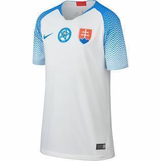 Home maglia bambino slovacchia 2018