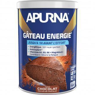 Torta al cioccolato Apurna Energy - 400g