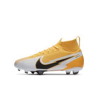 Nike Mercurial Superfly 7 Elite FG kid shoes