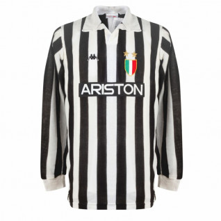 La maglia della Juventus Ariston a maniche lunghe da allenamento