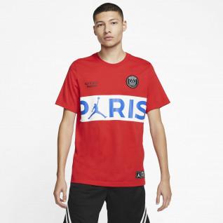 Maglietta PSG x Jordan Wordmark