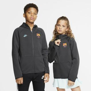 Felpa Junior Barcelona Fleece