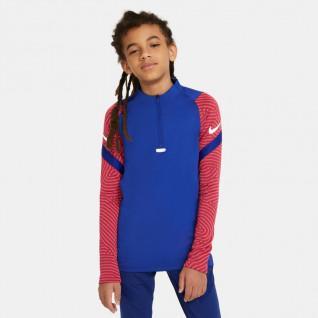 Top della formazione dei bambini Nike Dri-Fit Strike