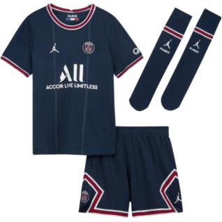 Abbigliamento home per bambini PSG 2021/22