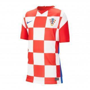 Maglia per bambini Croatie 2020