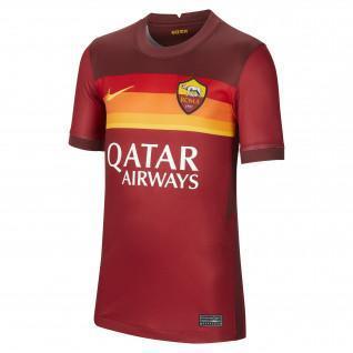 Maglia AS Roma 2020/21 AS Roma junior home jersey