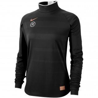 Felpa donna Nike FC Dri-Fit