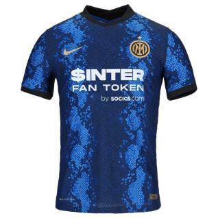 Maglia home autentica Inter Milan 2021/22
