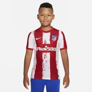 Maglia home dell'Atlético de madrid per bambini 2021/22