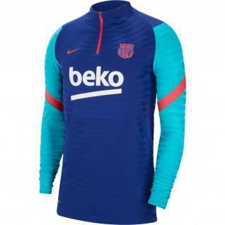 Top allenamento FC Barcelona Vaporknit Strike 2020/21