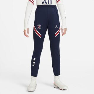 Pantaloni bambino psg dynamic fit strike 2021/22