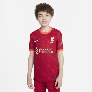 Maglia home del Liverpool FC 2021/2022