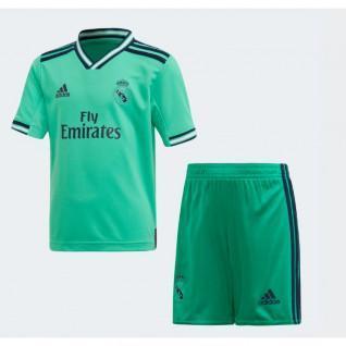 Mini-kit terzo Real Madrid 2019/20