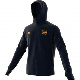Giacca con cappuccio Arsenal Z.N.E.