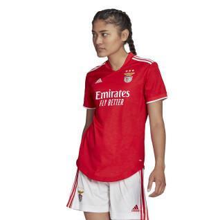 Maglia home del Benfica per le donne 2021/22