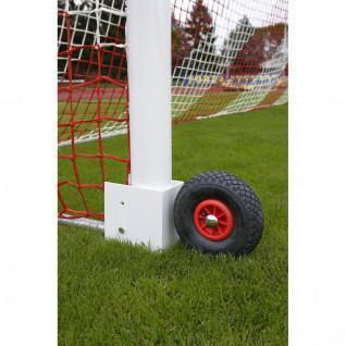 Ruote per porta da calcio a 11 trasportabile Power Shot