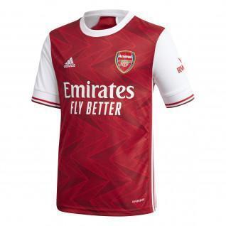 Arsenal 2020/21 maglia di casa dell'Arsenal junior