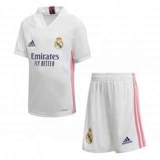 Real Madrid 2020/21 Home Mini-Kit