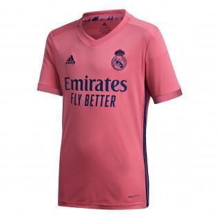 Maglia per bambini all'aperto Real Madrid 2020/21