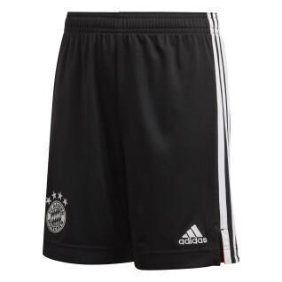 Bayern 2020/21 pantaloncini di terzo grado junior