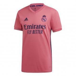 Real Madrid 2020/21 Maglia da esterno