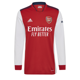 Maglia a maniche lunghe da casa Arsenal 2021/22