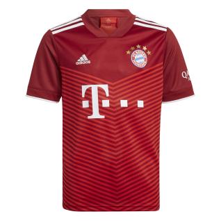 Maglia home per bambini FC Bayern Munich 2021/22