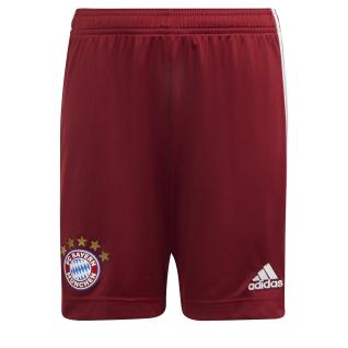Pantaloncini per bambini home fc Bayern Munich 2021/22