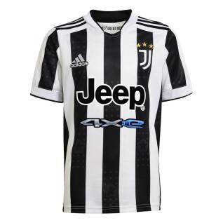Maglia da bambino della Juventus a casa 2021/22