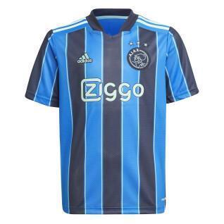 Maglia per bambini Ajax Amsterdam extérieur 2021/22