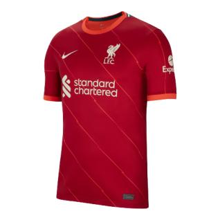Maglia home autentica Liverpool FC 2021/22