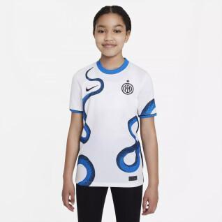 Inter Milan maglia esterna per bambini 2021/22