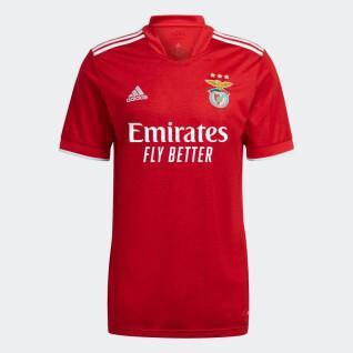 Maglia da bambino del Benfica a casa 2021/22