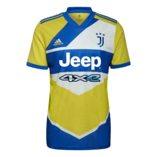 Terza maglia Juventus 2021/22