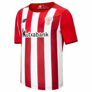 Maglia home dell'Athletic Bilbao 2021/22