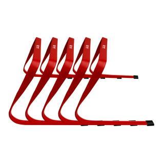 Ostacoli flessibili di agilità e velocità altezza 23cm Pure2Improve