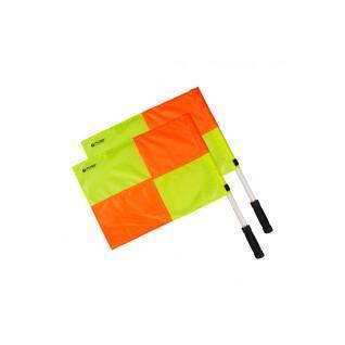 Set di bandiere dell'arbitro Pure2Improve