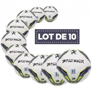 Confezione da 10 palle da allenamento Patrick Hybrid Bullet