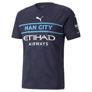 Terza maglia Manchester City 2021/22
